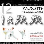 12º cartaz campeonato KUMITEok