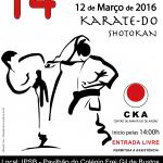 14º cartaz campeonato KUMITE