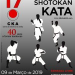 17º cartaz campeonato Kata