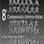 8º campeonato - katas 2010