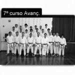 7º curso avançados